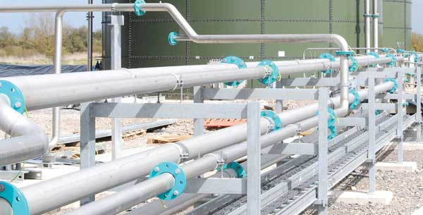 Pipework and mechanical services