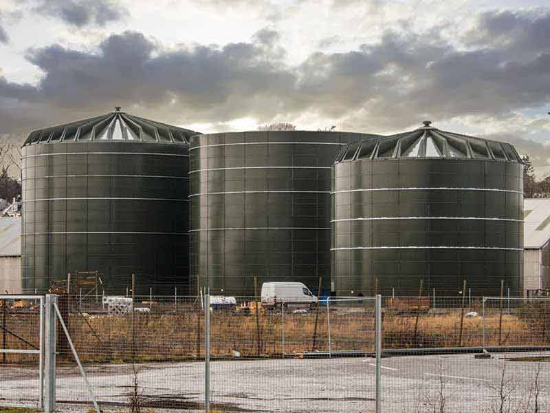 Balmoral epoxy coated steel tank design life